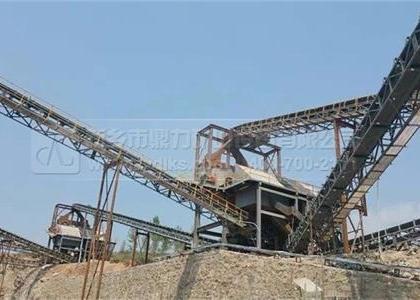 采石场生产线
