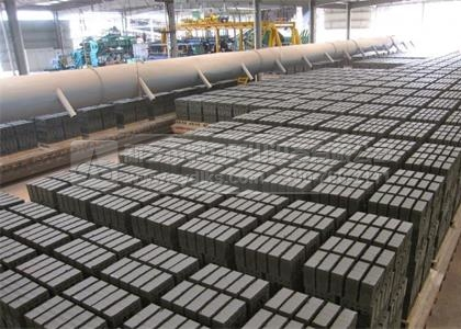 煤矸石生产线