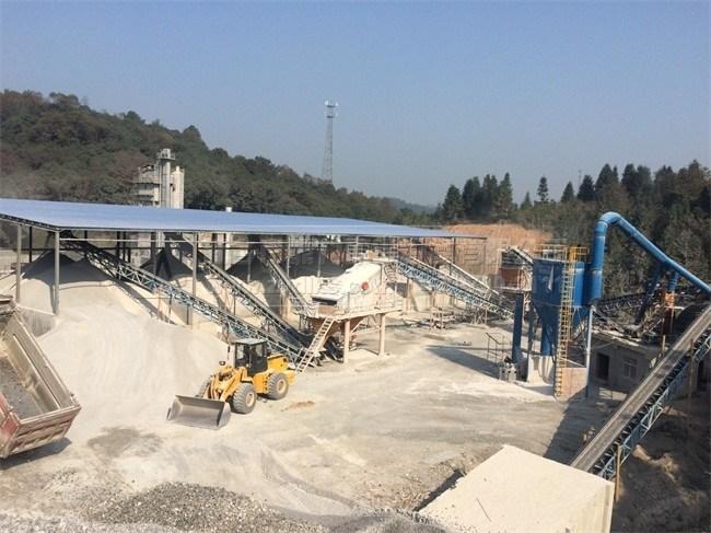 新乡鼎力解析石灰石生产线的佳配置规则